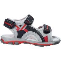 Boty Děti Sandály U.s. Golf S19-SUK466 Modrý