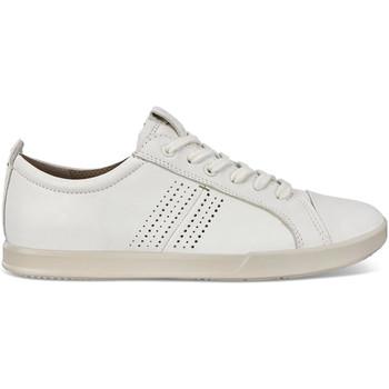 Boty Muži Nízké tenisky Ecco 53620401007 Bílý