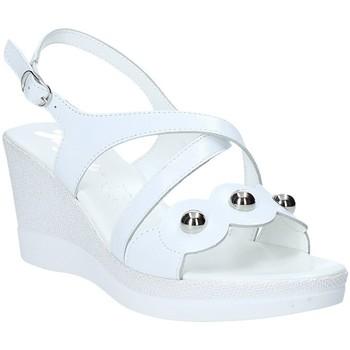 Boty Ženy Sandály Susimoda 284695-01 Bílý