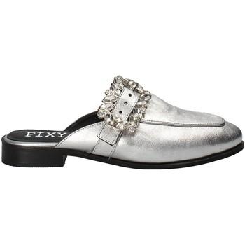 Boty Ženy Pantofle Pixy Shoes 8062204 Šedá
