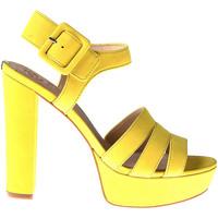 Boty Ženy Sandály Guess FL6LYL SUE03 Žlutá