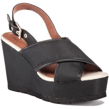 Boty Ženy Sandály Lumberjack SW57906 001 M14 Černá