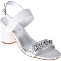 Boty Ženy Sandály Apepazza PRS04 Bílý