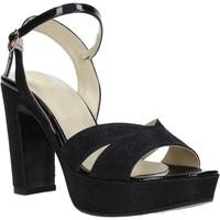 Boty Ženy Sandály Grace Shoes JN 103 Černá