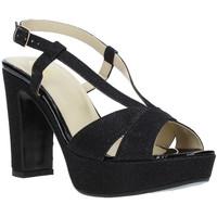 Boty Ženy Sandály Grace Shoes JN 122 Černá
