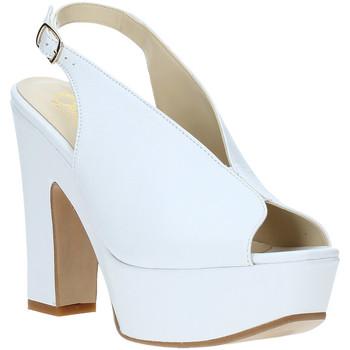 Boty Ženy Sandály Grace Shoes TQ 107 Bílý
