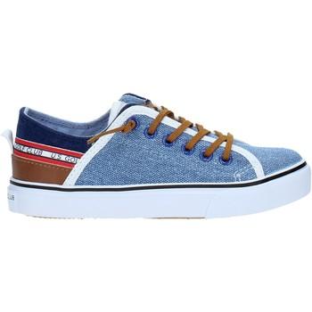 Boty Děti Nízké tenisky U.s. Golf S19-SUK407 Modrý