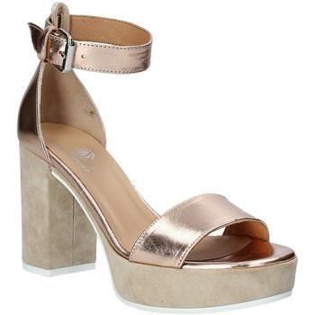 Boty Ženy Sandály Janet Sport 43885 Růžový