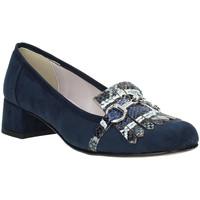 Boty Ženy Mokasíny Grace Shoes 171002 Modrý