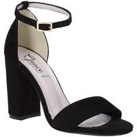 Boty Ženy Sandály Grace Shoes 018N001 Černá