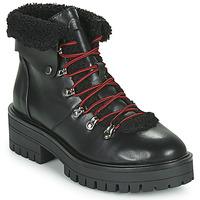 Boty Ženy Kotníkové boty Emmshu ESIDAVER Černá