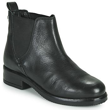 Boty Ženy Kotníkové boty Musse & Cloud PRITI Černá