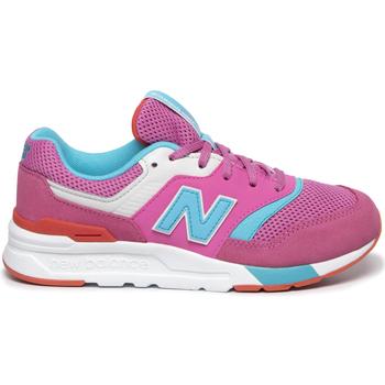 Boty Děti Nízké tenisky New Balance NBGR997HDC Růžový