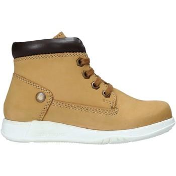 Boty Děti Kotníkové boty Lumberjack SB29501 001 D01 Žlutá