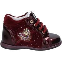 Boty Děti Kotníkové boty Melania ME0134A7I.C Červené