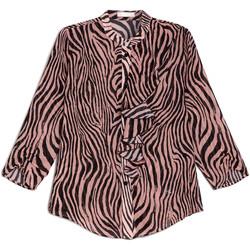 Textil Ženy Košile / Halenky NeroGiardini E063181D Černá