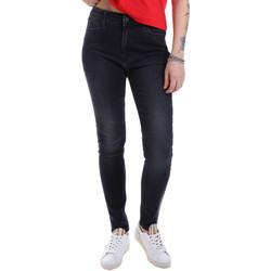 Textil Ženy Rifle slim Calvin Klein Jeans J20J213157 Černá
