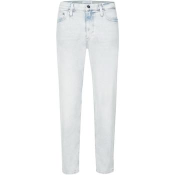 Textil Ženy Rifle slim Calvin Klein Jeans J20J213331 Modrý