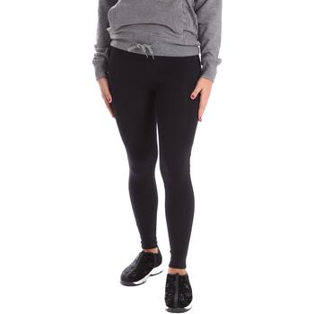 Textil Ženy Legíny Key Up 5LI22 0001 Černá