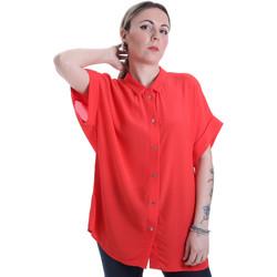 Textil Ženy Košile / Halenky Calvin Klein Jeans K20K201950 Červené