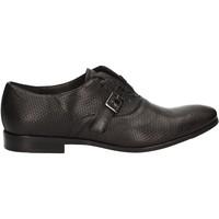 Boty Muži Šněrovací společenská obuv Rogers 1654B Černá