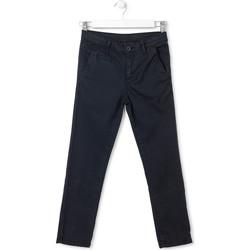 Textil Děti Kapsáčové kalhoty Losan 713 9654AA Modrý