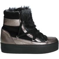 Boty Ženy Zimní boty Mally 5990 Šedá