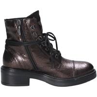 Boty Ženy Kotníkové boty Mally 6019 Červené