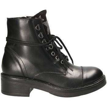 Boty Ženy Kotníkové boty Mally 6019 Černá