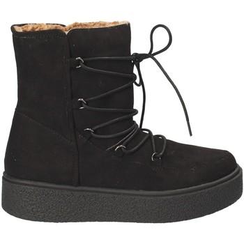 Boty Ženy Zimní boty Fornarina PI18TA1138T000 Černá