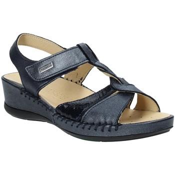 Boty Ženy Sandály Susimoda 2379-03 Modrý