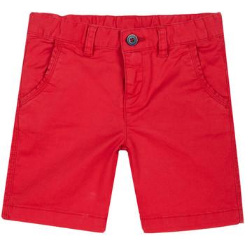 Textil Děti Kraťasy / Bermudy Chicco 09052874000000 Červené