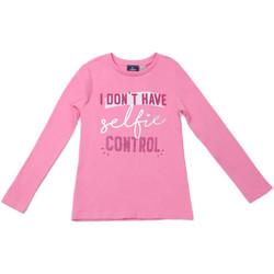 Textil Děti Trička s dlouhými rukávy Chicco 09006871000000 Růžový