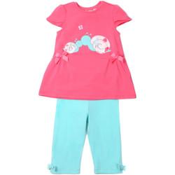 Textil Děti Set Chicco 09076477000000 Růžový