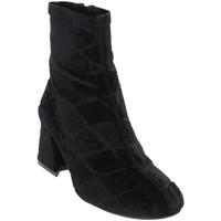 Boty Ženy Polokozačky Apepazza SHR05 Černá