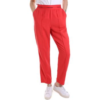Textil Ženy Teplákové kalhoty Calvin Klein Jeans K20K201765 Červené