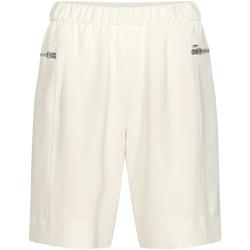 Textil Ženy Kraťasy / Bermudy Calvin Klein Jeans K20K201771 Béžový