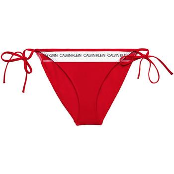 Textil Ženy vrchní  a spodní díl Calvin Klein Jeans KW0KW00931 Červené