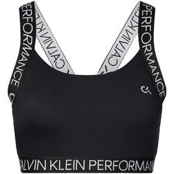 Textil Ženy Sportovní podprsenky Calvin Klein Jeans 00GWH9K169 Černá