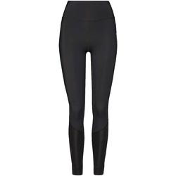 Textil Ženy Legíny Tommy Hilfiger S10S100394 Černá