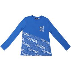 Textil Děti Trička s dlouhými rukávy Chicco 09006867000000 Modrý