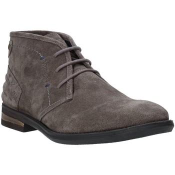 Boty Muži Kotníkové boty Wrangler WM92081A Šedá