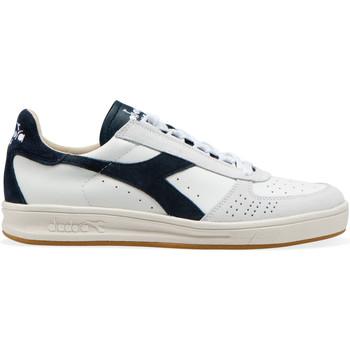 Boty Muži Nízké tenisky Diadora 201.172.545 Bílý