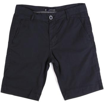 Textil Muži Kraťasy / Bermudy Key Up 2P17A 0001 Modrý