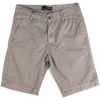 Textil Muži Kraťasy / Bermudy Key Up 2P17A 0001 Šedá
