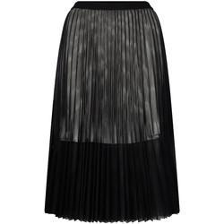Textil Ženy Sukně Calvin Klein Jeans J20J212944 Černá