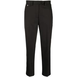 Textil Ženy Mrkváče Calvin Klein Jeans K20K201632 Černá