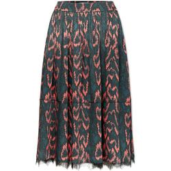 Textil Ženy Sukně Calvin Klein Jeans K20K201739 Černá