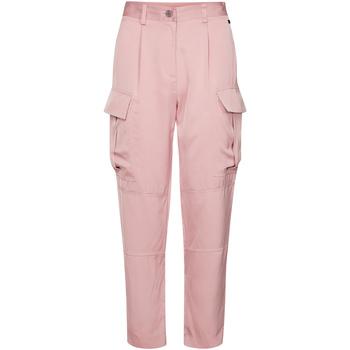 Textil Ženy Cargo trousers  Calvin Klein Jeans K20K201768 Růžový