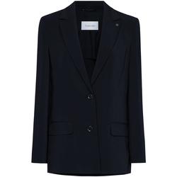 Textil Ženy Saka / Blejzry Calvin Klein Jeans K20K201776 Černá